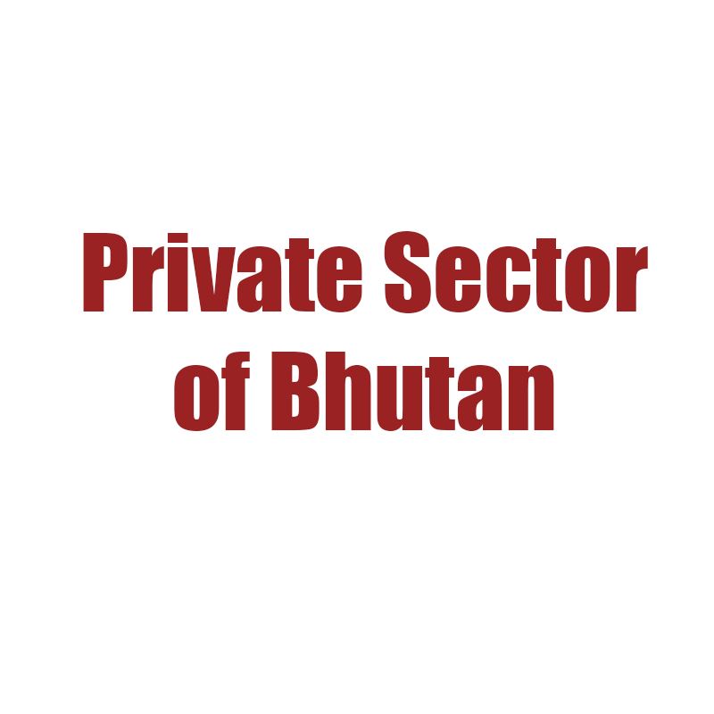 Private Sector of Bhutan