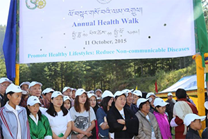 Move for Health 2015